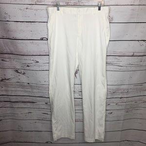 Nike Golf 34x32 white pants